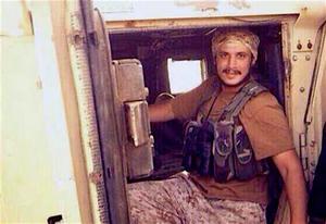 Abu Jandal al-Kuwaiti - Image: Abu Jandal al Kuwaiti