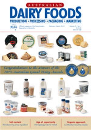 Australian Dairy Foods - Image: Adf feb 10 cover