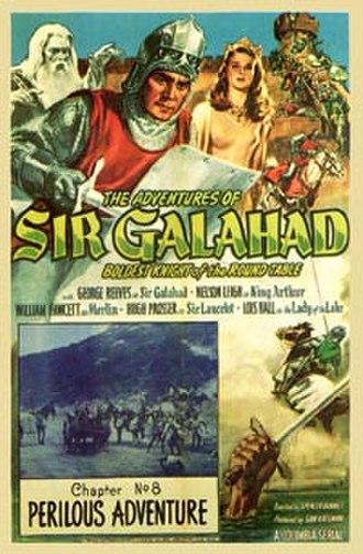 Adventures of Sir Galahad - Image: Adventures of Sir Galahad