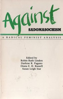 Cover of Against Sadomasochism (1982)