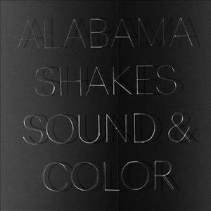 Sound & Color - Image: Alabama Shakes Sound & Color album cover