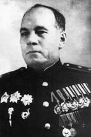 Alexander Kazankin - Image: Alexander Kazankin