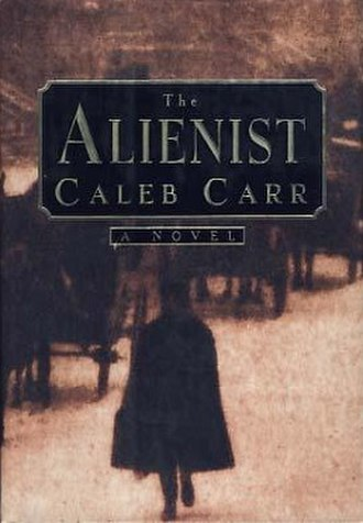 The Alienist - 1st ed cover
