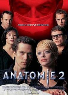 <i>Anatomy 2</i> 2003 film