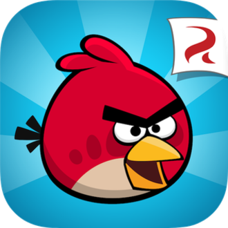 Angry Birds (video game) - Angry Birds app icon
