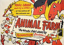 Animal Farm 1954 Film Wikipedia