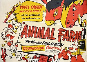 Animal Farm (1954 film) - Image: Animal Farm (1954)