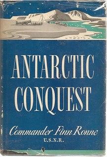 book by Finn Ronne