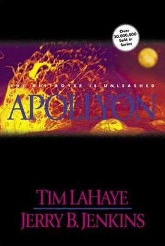 Apollyon (novel) - Reissue edition cover using first edition artwork