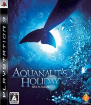 Aquanaut's Holiday: Hidden Memories - Image: Aquanaut holiday ps 3