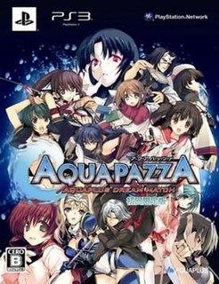 <i>Aquapazza: Aquaplus Dream Match</i> video game