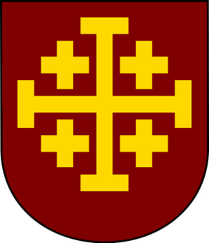 Evangelical Lutheran Church in Lithuania - Image: Arms of Evangelical Lutheran Church in Lithuania