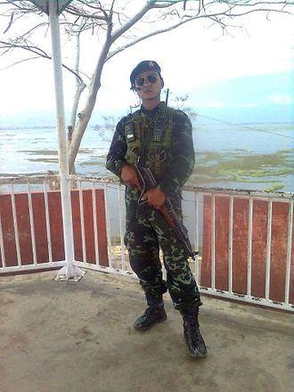 Assam Rifles - Assam Rifles jawan