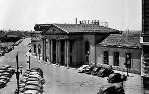 Atlanta Union Station (1930) - Union Station in 1946.