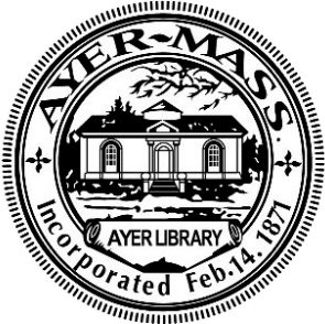 Official seal of Ayer, Massachusetts