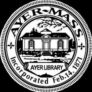 Ayer, Massachusetts - Image: Ayers MA seal