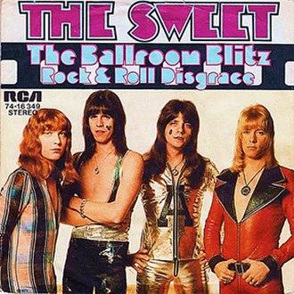 The Ballroom Blitz - Image: Ballroom blitz
