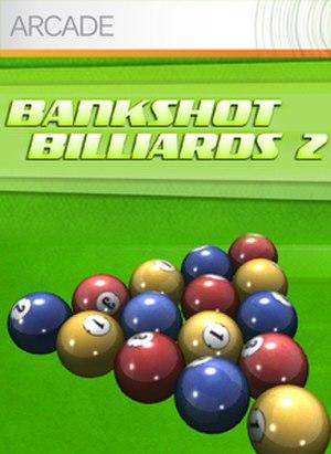 Bankshot Billiards 2 - Image: Bankshotbilliards 2cover