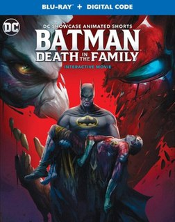 <i>Batman: Death in the Family</i> American animated short film