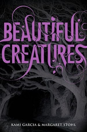 Beautiful Creatures (novel) - Cover image for the novel