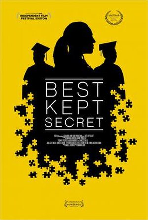 Best Kept Secret (film) - Image: Best Kept Secret Poster
