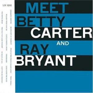 Meet Betty Carter and Ray Bryant - Image: Bettycarterraybryant
