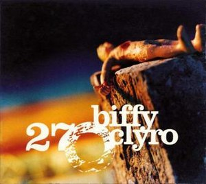27 (song) - Image: Biffy.clyro.27