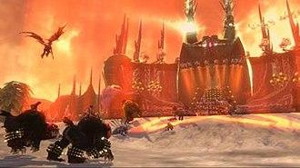 Brütal Legend - Image: Bl stage battle