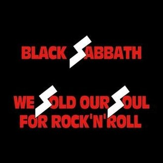 We Sold Our Soul for Rock 'n' Roll - Image: Black Sabbath We Sold Our Soul for Rock 'n' Roll