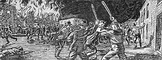 Know-Nothing Riot - Louisville Bloody Monday Election Riots of 1855