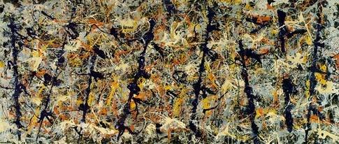 Blue Poles (Jackson Pollock painting)