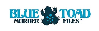 Blue Toad Murder Files - Game logo