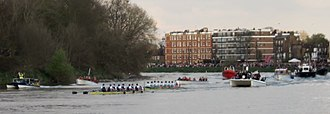 The Boat Races 2017 - Image: Boat Race 2017