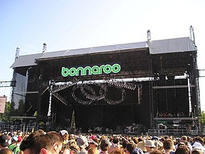 Bonnaroo Music Festival - Image: Bonnaroo Day