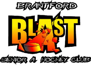 Brantford Blast - Image: Brantford Blast