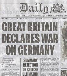 world war 1 germany leader