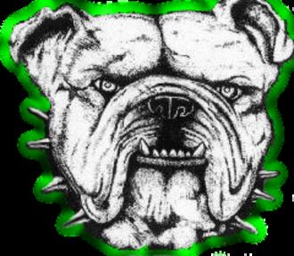Baton Rouge Magnet High School - Image: Bulldog brh