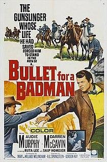 <i>Bullet for a Badman</i> 1964 film