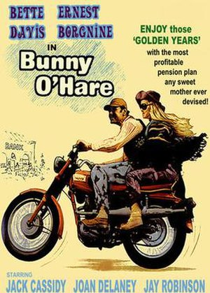 Bunny O'Hare - Theatrical release poster