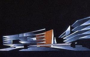 Cardiff Bay Opera House - Zaha Hadid designed Cardiff Bay Opera House