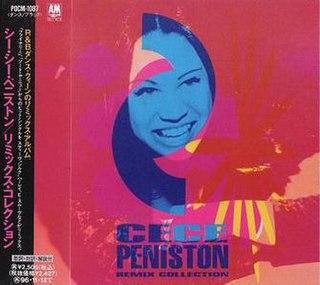 <i>Remix Collection</i> (CeCe Peniston album) 1994 remix album by CeCe Peniston