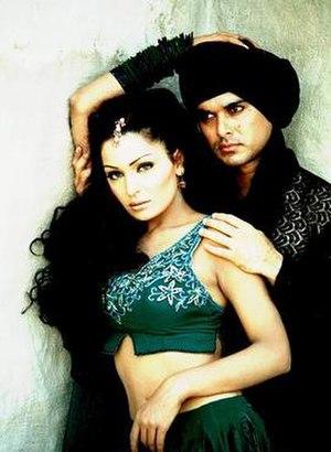 Chalo Ishq Larain - Promotional Image Shot