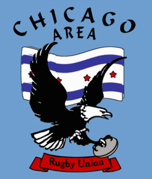 Chicago Area Rugby Football Union - Image: Chicago Area Rugby Football Union (logo)