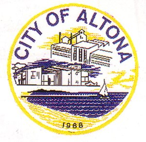 City of Altona - Image: City of Altona Logo