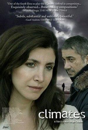 Climates (film) - Poster
