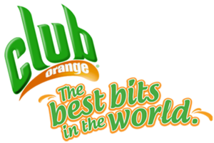 Club (soft drink) - Image: Club Orange Logo