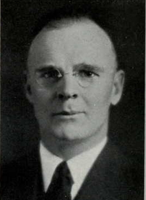 Eddie Lowrey - Coach Eddie Lowrey, 1939