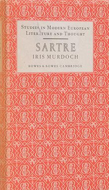 Cover of the first English edition of Sartre, Romantic Rationalist.jpg