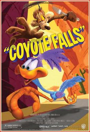 Coyote Falls - Theatrical poster