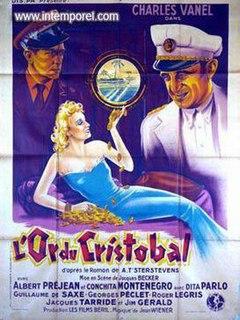 <i>Cristobals Gold</i> 1940 film by Jacques Becker